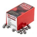 Balles rondes Hornady