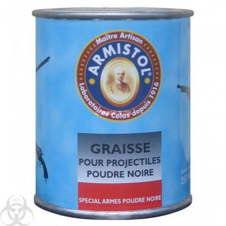 Graisse Poude Noire - Armistol