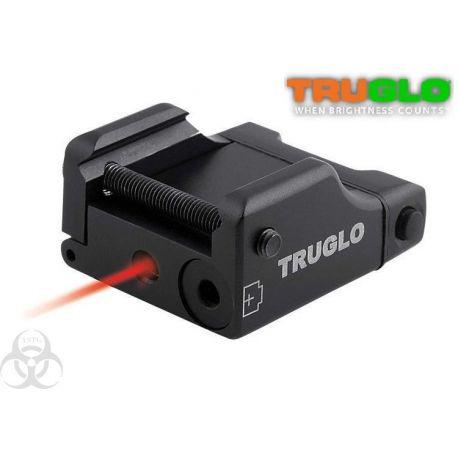 Micro-Tac - Pointeur Laser ROUGE Tactique - Truglo