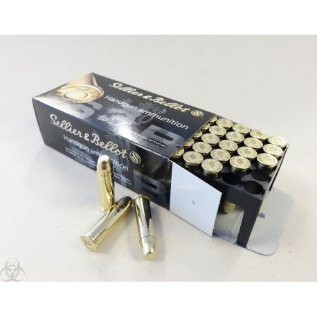 38 Special - Sellier & Bellot - 158 gr FMJ
