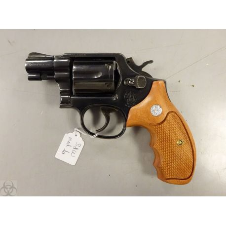 "Smith & Wesson Mod. 10 - Military & Police - 38 - 2""1/2 - 1977"
