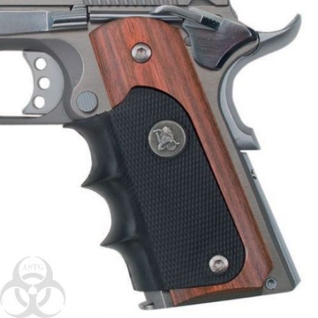 Plaquettes 1911 - Pachmayr American Legend - Rosewood