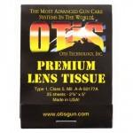 OTIS -   Feuilles de nettoyage pour optiques