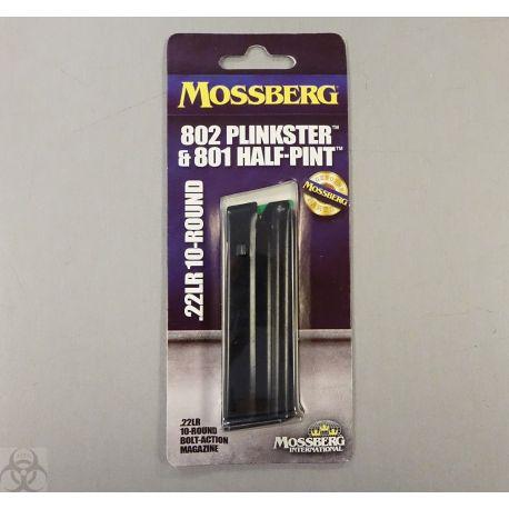 Chargeur Mossberg Plinkster 801 et 802