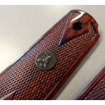 Plaquettes 1911 - Pachmayr Custom Serie - Rosewood Double Diamond
