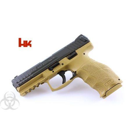 Pistolet Hk SFP9 SF Desert - Heckler & Koch - 9 para