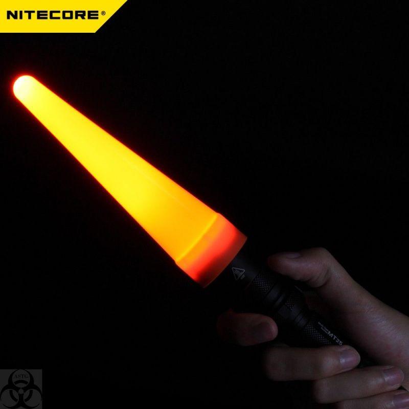 Nitecore cone de signalisation 40 mm - Cone de signalisation ...