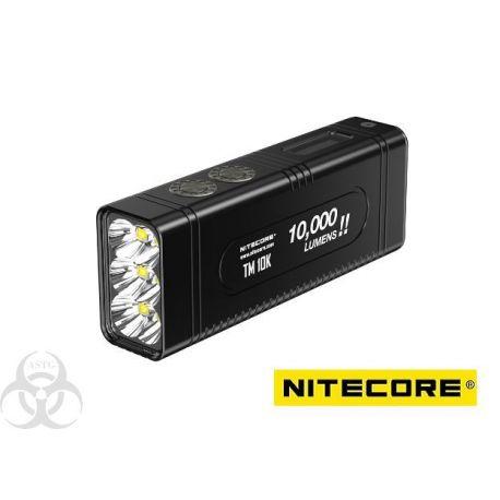 Nitecore TM10k - Lampe 10.000 lumens