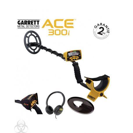 Garrett ACE 300i - Detecteur de Métaux