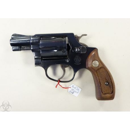 Smith & Wesson Mod. 36 - Chief Special - 38