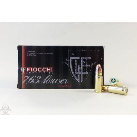 7.63 Mauser 88 gr FMJ
