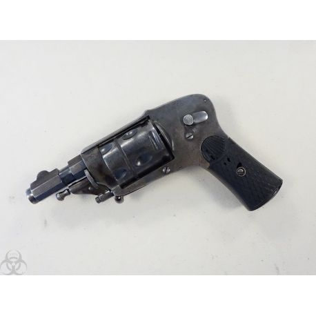 Révolver Bulldog cal. 8/92 - 8 mm 1892 - Hemmerless