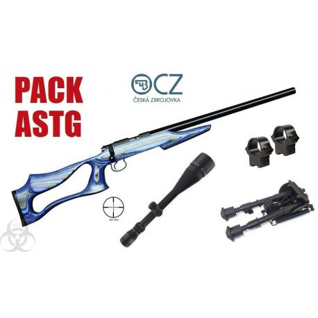 Pack CZ Evolution 22 LR - ASTG
