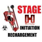 Stage Rechargement + 10 € remboursés *