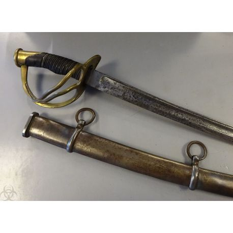 Sabre Cavalerie Légère Modèle 1822