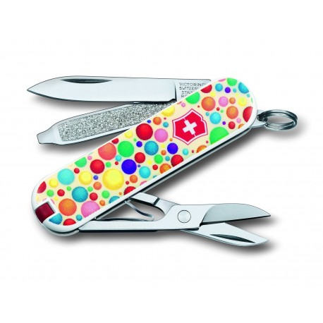série spéciale CLASSIC COLOR UP YOUR LIFE - Victorinox Collection