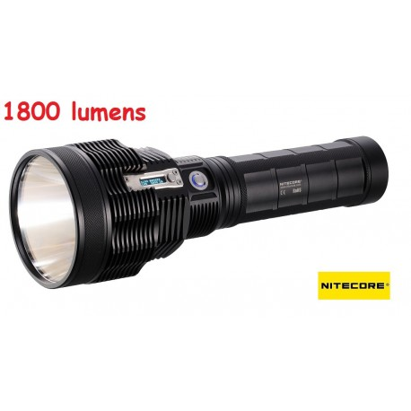 Nitecore Lampe TM36 -1800 Lumens - Tiny Monster