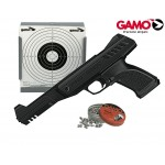 Gamo P900 Gunset - LOT Pistolet Air Comprimé 4.5