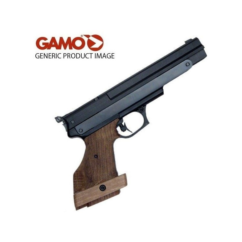 pistolet target gamo compact. Black Bedroom Furniture Sets. Home Design Ideas