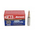 308 Win - 145 gr - FMJ - BARNAUL