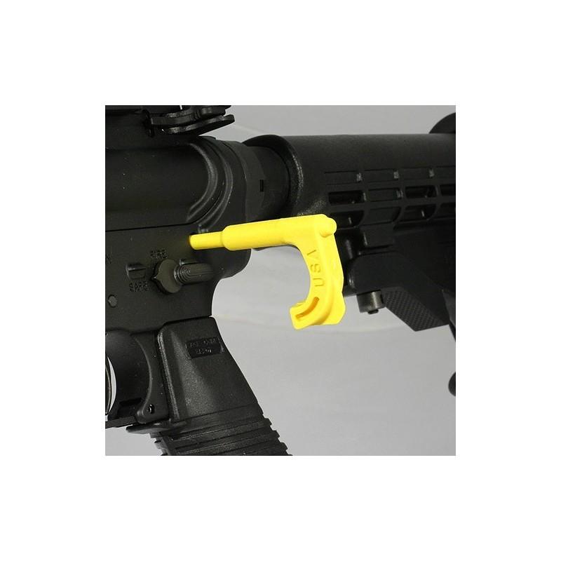 Drapeau de chambre securite au pas de tir tapco usa for Chambre de securite