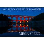 30g Bourre Jupe - 20/70 - Cartoucherie du Gardon - MEGA SPEED