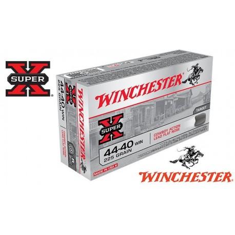 44-40 - 225 gr - Cowboy Action - Winchester SUPER X - 44 WCF