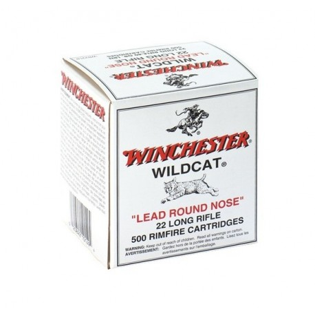 22 LR -- Wildcat -- Winchester