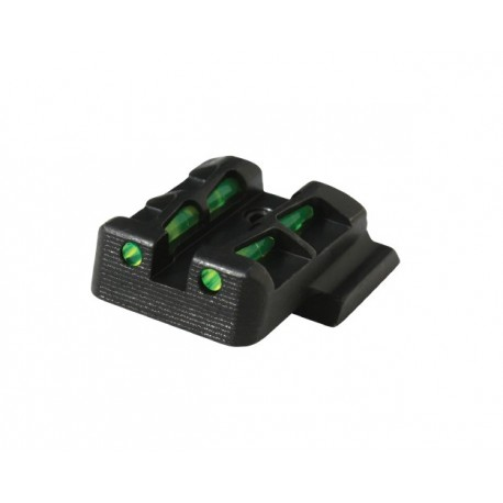 Hiviz --- Hausse Glock --- Hausse Fixe Fibre optique