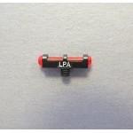 LPA - Guidon Fibre Optique - Mire Chasse - Rouge