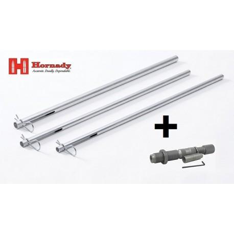 Hornady - Bullet Feeder Tubes - Kit Complet
