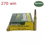 270 Win - 150 gr - Soft point - REMINGTON