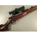 Carabine Artisanale DUMOULIN modèle Herstal Hunter cal. 264 WM