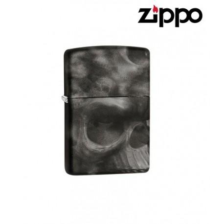 Zippo Crâne - Softtouch Skull