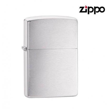 Zippo Brushed Chrome