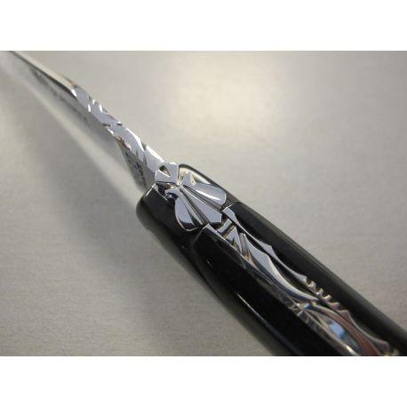 Laguiole Artisan ARTO Prestige Corne Noire 12 cm