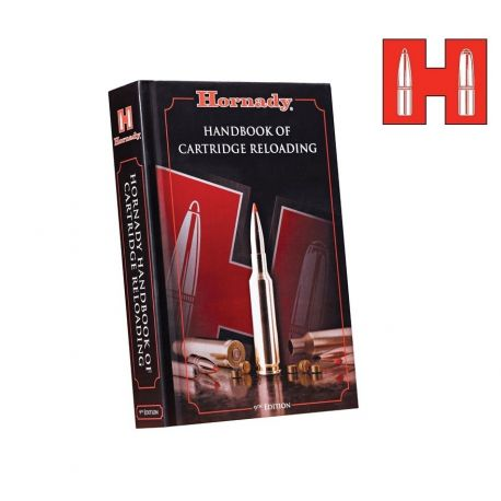 Manuel de Rechargement - Hornady Handbook of Cartridge Reloading