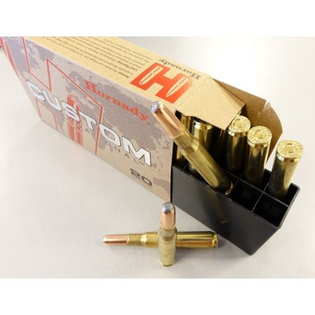30-06 - Hornady CUSTOM 220 gr InterLock