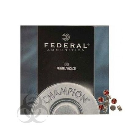 FEDERAL Amorces Small Pistol