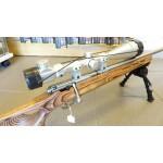 PACK carabine Savage Mk2 BTVS inox 22 LR - PACK ASTG
