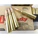 303 British - Cartouches Custom HORNADY 150 gr Interlock