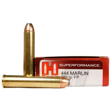 444 Marlin - Hornady Superformance 265 gr FP