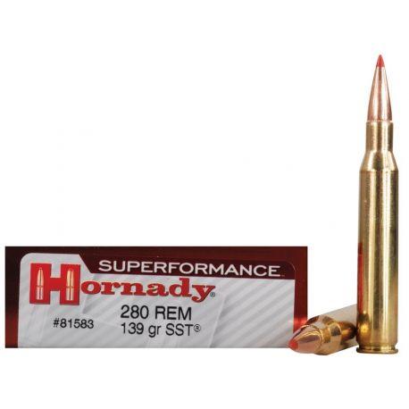 280 Rem - Hornady Superformance 139 gr SST