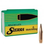 .22  SIERRA MatchKing 69 Grains HPBT