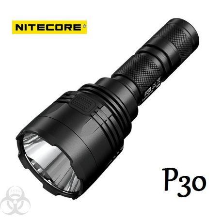 Lampe NITECORE P30 - 1000 lumens - Portée 618 m