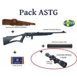 PACK ASTG - MOSSBERG Carabine PLINKSTER 802 cal. 22LR