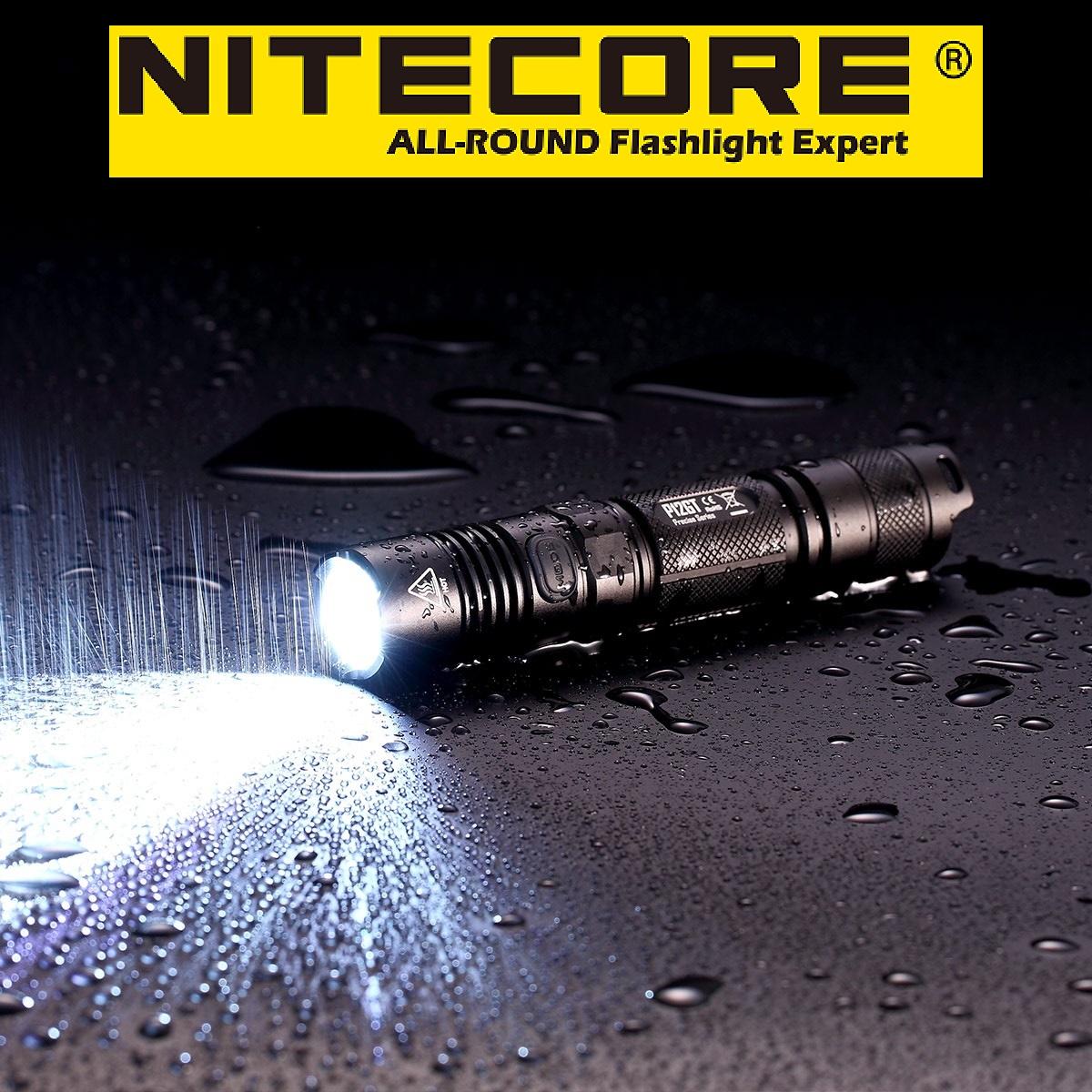 Lampes NITECORE